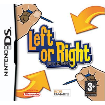 Left Or Right - Tutti Ambidestri Ds