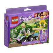 La macchina di Stephanie - Lego 3935