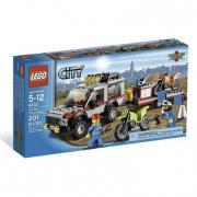 4433 Lego City - Transporter di moto da cross