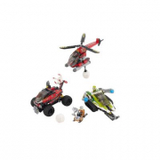 8863 Lego World Racers Sfida al circolo polare artico