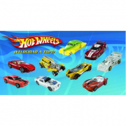 Hot Wheels auto collection