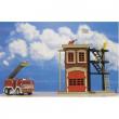 Camion e caserma dei pompieri Imaginext