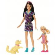 Barbie e le sue sorelline - Skipper e Chelsea con cane