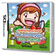 Cooking Mama World - Campeggio con Mama Ds
