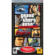 Gta Liberty City Stories Platinum Psp