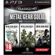 Metal Gear Solid HD Collection PlayStation 3