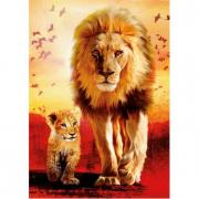 Padre e figlio 1000 pezzi