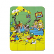 Pippi Calzelunghe Puzzle magnetico 19 pezzi