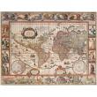 Mappamondo del 1650 - 2000 pezzi