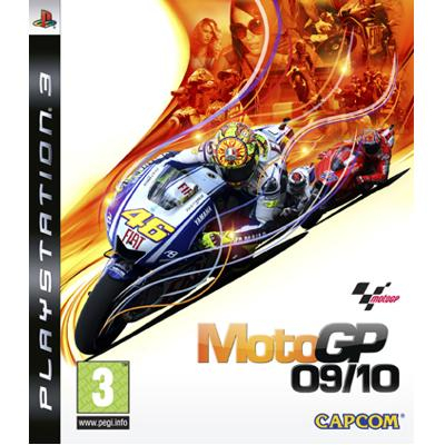Moto GP 09/10 Playstation 3
