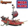 Nave Dragons Mega Bloks