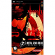 Metal Gear Solid: Portable OPS PsP