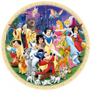 Mondo Disney 1000 pezzi
