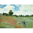 Monet - Papaveri nei pressi di Argenteuil 1000 pezzi