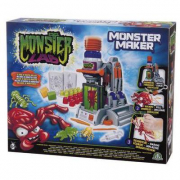 Monster Maker Laboratorio insetti