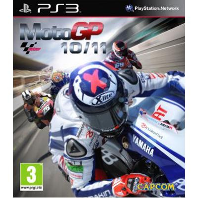 Moto GP 10/11 Playstation 3
