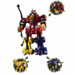 Power Ranger Jungle Fury Megazord rotante