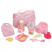 Set Pappe+Bagnetto Corolle
