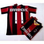 Maglia Milan Ibrahimovic tg. 6 anni