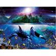 Gioco di orche 2000 pezzi