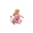 Bambola Trudi con Vestito rosa Orsetto cm. 36