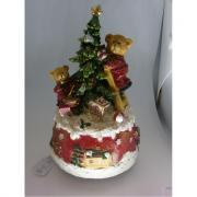 Carillon albero con orsetti