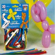 20 palloni lunghi da modellare