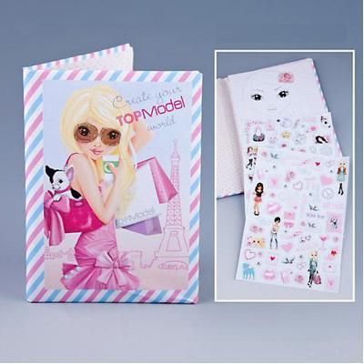 Top model crea la tua cartolina top model giochi for Crea la tua cameretta
