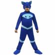 Super pigiamini costume Gattoboy tg 4/5 anni