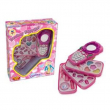 Trousse trucchi telefono 3 livelli Happy Hour