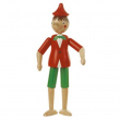 Pinocchio Snodabile cm. 30