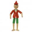 Pinocchio Snodabile cm. 20