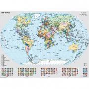 Mappamondo Politico 1000 pezzi