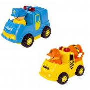 Automobilina prima infanzia luci e suoni