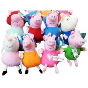 Peppa Pig peluche cm. 17