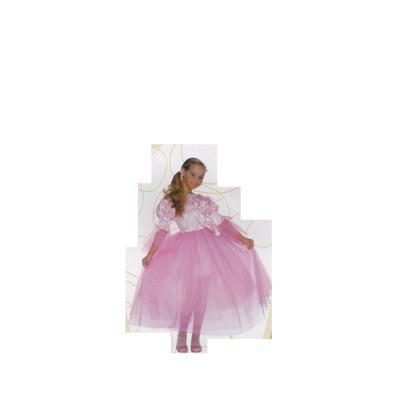 Costume Princess Rosa 4/5 anni