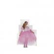 Costume Princess Rosa 9/10 anni