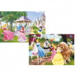 "Puzzle ""Principesse Disney - Incantevoli Principesse"" 2x20 pezzi"