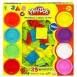 Playdoh confezione con 35 accessori