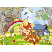"Puzzle ""Winnie The Pooh - Magie di miele"" 100 pezzi"