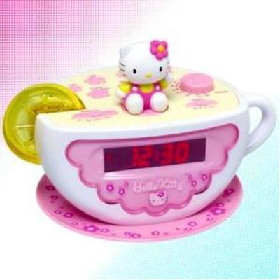 Radio sveglia Hello Kitty