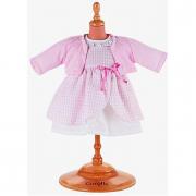 Vestito rosa e giacca rosa Corolle cm. 30