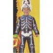 Costume Scheletro Cesar 3/5 anni