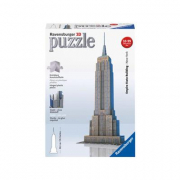 "Puzzle 3D ""The Empire State Building"" 216 pezzi"