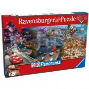 "Puzzle Cars 2 ""Panorama"" 200 pezzi"