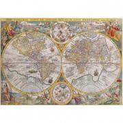 Mappamondo storico 1500 pezzi