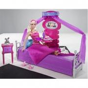 Barbie e il Mondo della Casa Letto a baldacchino