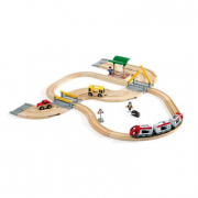 Strada e ferrovia Brio