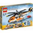 7345 Lego Creator - Elicottero da trasporto 8-12 anni