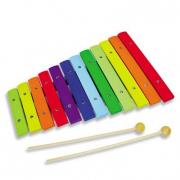Xilofono in legno colorato